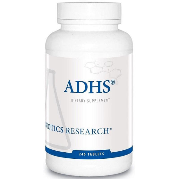Biotics Research | ADHS® | 240 Tablets