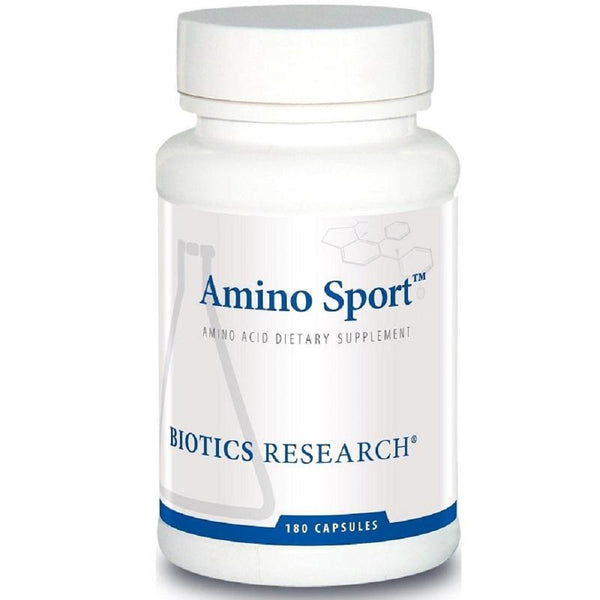 Biotics Research | Amino Sport™ | 180 Capsules
