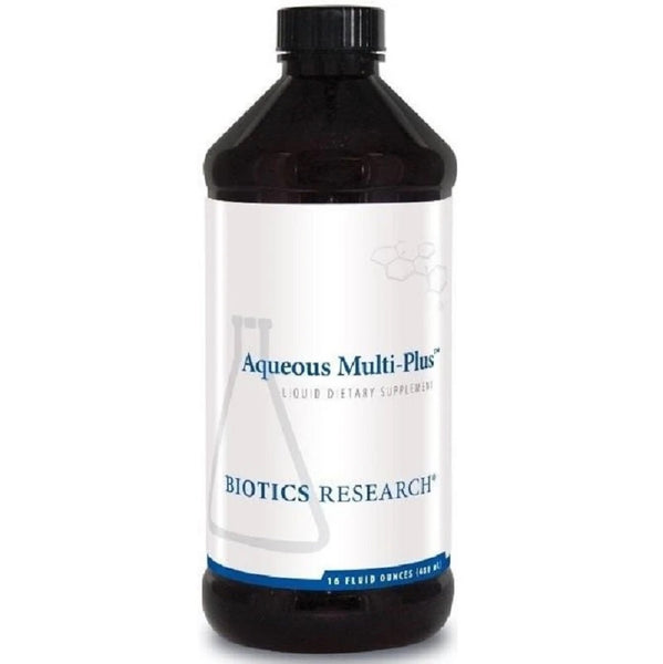 Biotics Research | Aqueous Multi-Plus™ | 16 oz