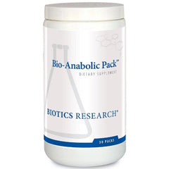 Biotics Research | Bio-Anabolic Pack™ | 30 Packs