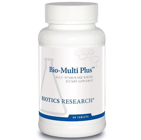 Biotics Research | Bio-Multi Plus™ | 90 Tablets