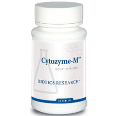 Biotics Research | Cytozyme-M™ (Male Gland Comb) | 60 Tablets