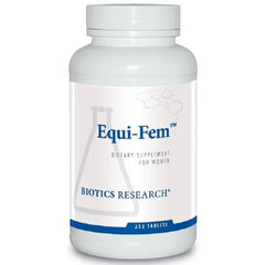 Biotics Research | Equi-Fem™ | 252 Tablets