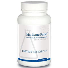 Biotics Research | Mo-Zyme Forte™ | 100 Tablets