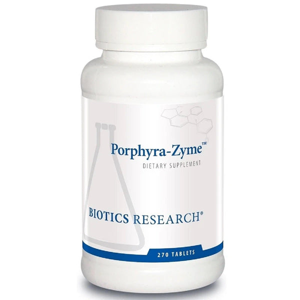 Biotics Research | Porphyra-Zyme™ | 270 Tablets