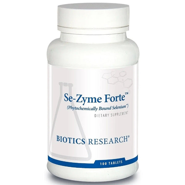 Biotics Research | Se-Zyme Forte™ | 100 Tablets