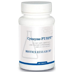 Biotics Research | Cytozyme-PT/HPT™ (Ovine Pituitary/Hypothalamus) | 180 Tablets