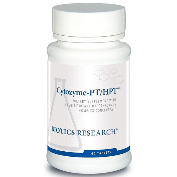 Biotics Research | Cytozyme-PT/HPT™ (Ovine Pituitary/Hypothalamus) | 60 Tablets