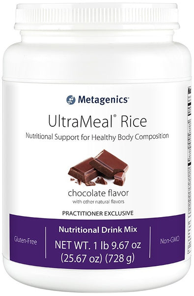 Metagenics | UltraMeal® Rice Chocolate | 14 Servings