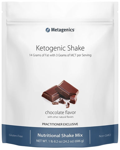Metagenics | Ketogenic Shake | 14 Servings