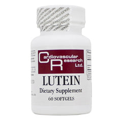 Ecological Formulas | Lutein 20mg | 60 Softgels