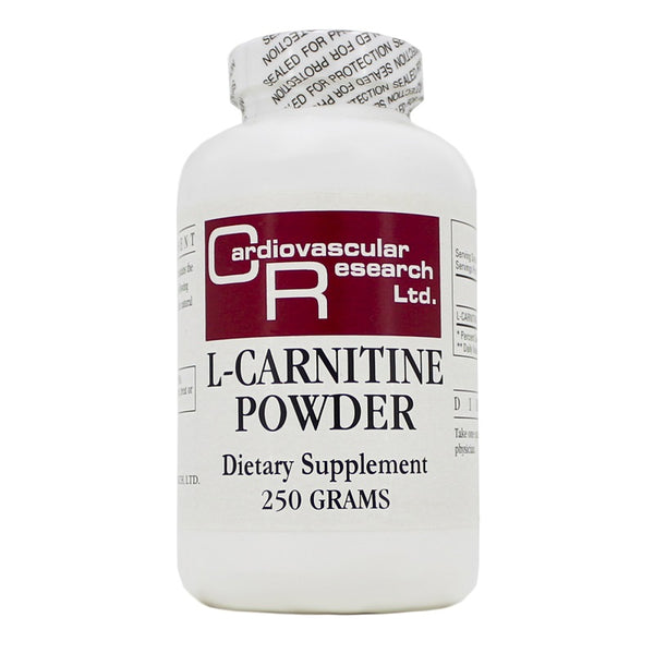 Ecological Formulas | L-Carnitine Powder | 250 Grams