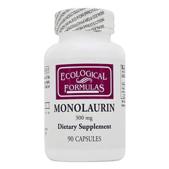 Ecological Formulas | Monolaurin 300mg | 90 Capsules
