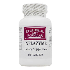 Ecological Formulas | Inflazyme | 60 Capsules