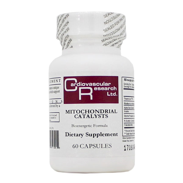 Ecological Formulas | Mitochondrial Catalysts | 60 Capsules