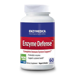 Enzymedica | Enzyme Defense | 60 - 120 - 180 Capsules