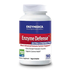 Enzymedica | Enzyme Defense Extra Strength | 90 Capsules