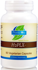 Priority One | H2PLX | 90 Vegetarian Capsules