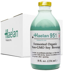 Haelan Products | Haelan 951 Active Serving | 8 Fluid Ounces - 2 Bottles (Sample) - One Week Supply (7 Bottles) - Half Case (10 Bottles) - Two Week Supply (14 Bottles) - Full Case (20 Bottles) - One Month Supply (30 Bottles)