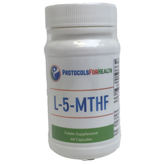 L-5-MTHF 1 mg | 60 Vegetarian Caps - Agape Nutrition