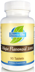 Priority One | Mega Flavonoid 2000 | 90 Tablets
