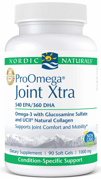 Nordic Naturals | ProOmega Joint Xtra | 90 Softgels