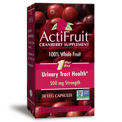 Nature's Way | ActiFruit™ Cranberry Supplement | 30 Capsules