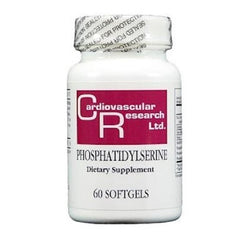Ecological Formulas | Phosphatidylserine | 60 Softgels
