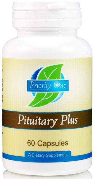 Priority One | Pituitary Plus | 60 Capsules