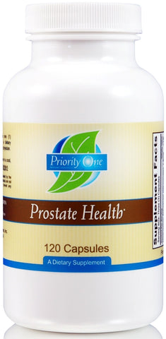 Priority One | Prostate Health | 120 Capsules