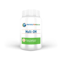 Protocols For Health | Multi-DM | 180 Vegetarian Capsules