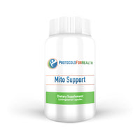 Protocols For Health | Mito Support | 120 Capsules