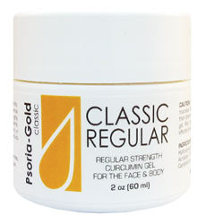 Omnicure | Psoria-Gold Classic Regular | 2 oz Jar