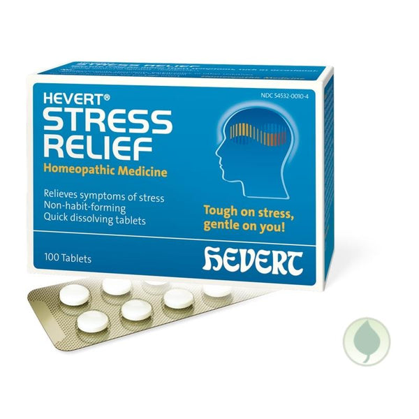 Stress Relief | 100 Tablets