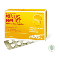 Sinus Relief | 100 Tablets