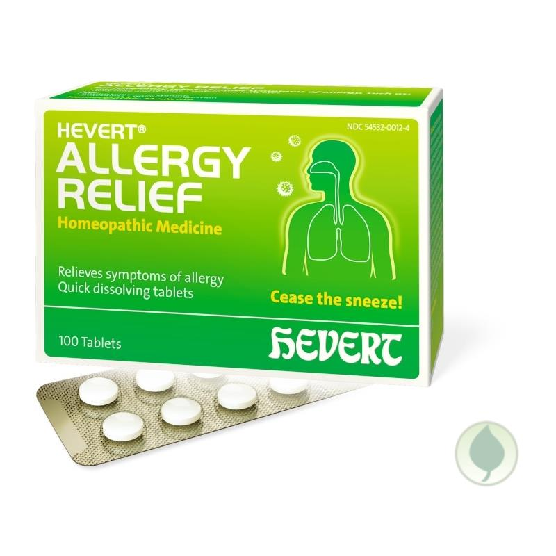 Allergy Relief | 100 Tablets