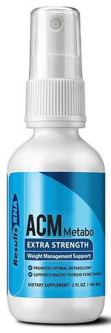 Results RNA | ACM Metabo Extra Strength | 2 oz