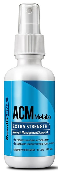 Results RNA | ACM Metabo Extra Strength | 4 oz