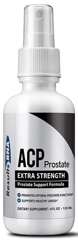 Results RNA | ACP Prostate Extra Strength | Sprays - 4 oz