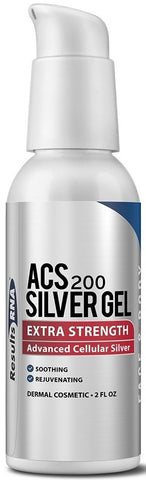 Results RNA | ACS 200 Silver - Glutathione Gel Extra Strength | 2 oz