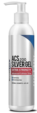 Results RNA | ACS 200 Silver - Glutathione Gel Extra Strength | 8 oz