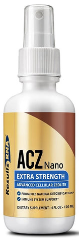 Results RNA | ACZ Nano Zeolite Extra Strength | 4 oz Spray