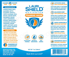 Med-Chem Laboratories | LauriShield™ Foaming Wash | 7 oz