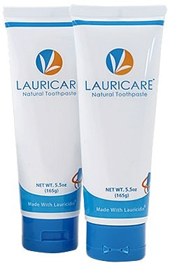 Med-Chem Laboratories | Lauricare™ Natural Toothpaste | 5.5 oz