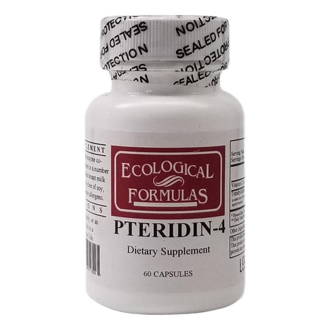 Ecological Formulas | Pteridin-4 | 60 Capsules