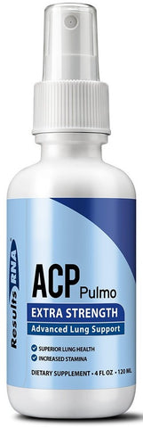 Results RNA | ACP Pulmo Extra Strength | 4 oz Spray