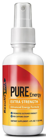 Results RNA | Pure Energy Extra Strength | 4 oz Spray