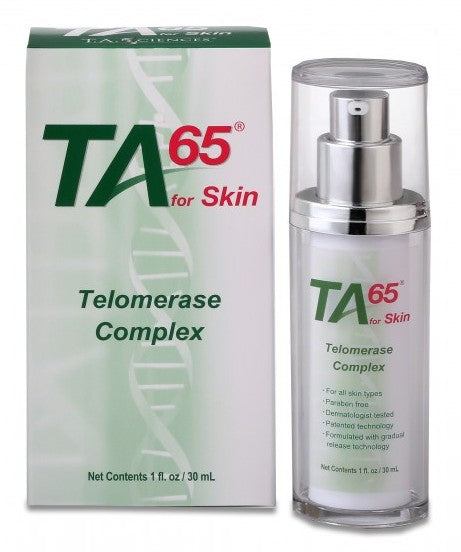 TA Sciences | TA-65 for Skin | 1 oz Bottle