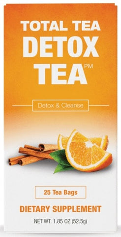 Total Tea | Gentle Detox Tea | 1.85 oz