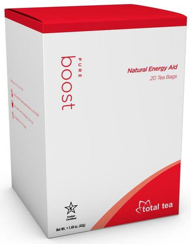 Total Tea | Pure Boost Energy Tea | 1.48 oz